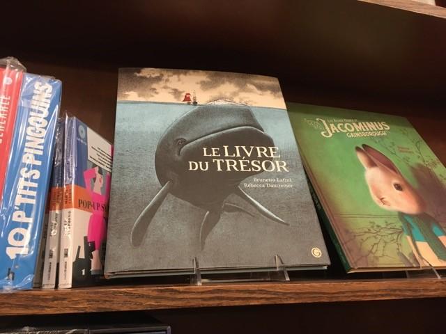 livre du trésor librairie Galignani Paris 3 (photo HK)